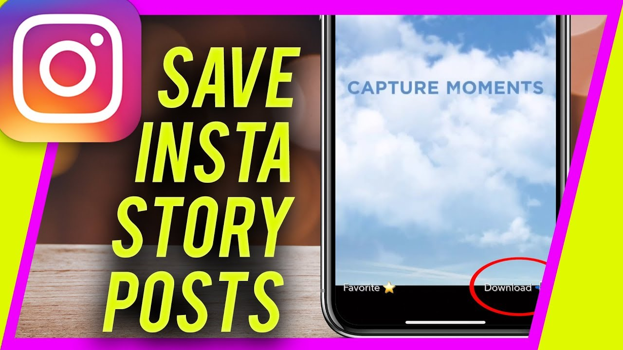 How to save your Instagram stories